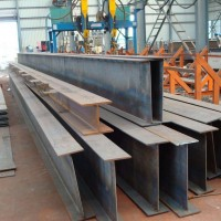 供应Q345BH型钢 400*200H型钢价格热轧H型钢现货