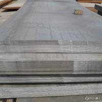 天津花纹开平板 NM450耐磨钢板图片