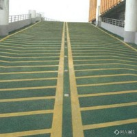 设计施工耐磨防滑地下停车场环氧地坪坡道防滑地坪施工