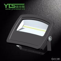 防水投光灯led100W投射灯户外工程亮化RGB七彩射灯led泛光灯厂家
