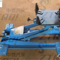 中泰汽保3T液壓剪式變速箱低位運送器 變速箱托架 波箱頂圖片