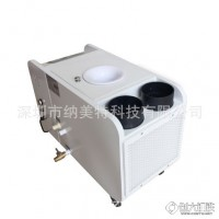 深圳纳美特超声波加湿机NMT-9LY加湿量9kg/h桶装自来水一体机,多功能工业加湿器