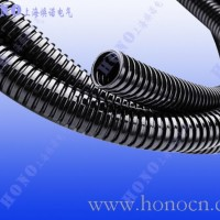 PP波纹软管 PE波纹软管 阻燃塑料软管 V0阻燃PP软管