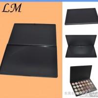 【长安联盟】厂家批发 28格眼影空盒  亚黑眼影包材 交期快