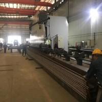 4000吨X14米超大型数控折弯(可折超厚超长工件)