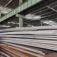 高强度低合金钢板Q235B钢板 切割中厚板材现货加工零售图片