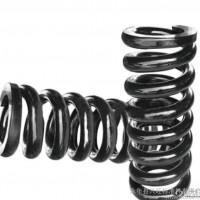 弹簧定做 压缩弹簧 压簧发黑强力耐用 规格齐全 欢迎订购