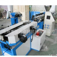 PVC拉管机 可生产异型材和管材切割 塑料拉管机械设备