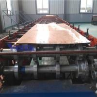 岩棉复合板机 复合部分采用变频调速 板材厚度可电动调节