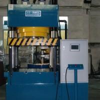 YTE系500吨列粉末成型液压机图片