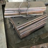 合金结构钢板40cr板16mn中板弹簧板切割下料西安钢板定位板加工图片