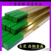 洛铜大直径黄铜六角棒长度2500mm直销、供切割图片
