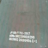 天津65Mn钢板 65Mn弹簧钢板 60si2mn刀具钢 65Mn扁钢