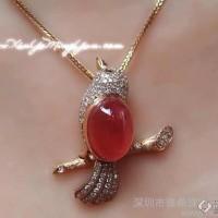 雅希085珠宝镶嵌    K金珠宝镶