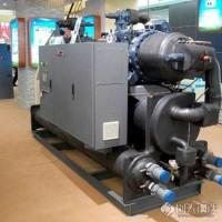 地源热泵系统_迅为温控_车间降温地缘热泵_制冷制热设备水地源热泵