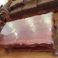 天津环照牌透明塑料PVC软质玻璃 天津玻璃