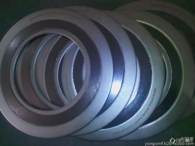 永熙张家口金属缠绕垫片内环缠绕金属金属复合垫片批发钢包垫片厂家