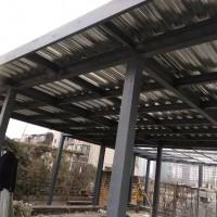 不锈钢加工路牌杆 钢模板 幕墙结构件