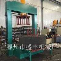 滕州盛丰SF120T工程轮胎拆装机轮辋定型压装机实心胎压装机图片