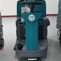 大型驾驶式电动洗地机 工厂车间专用清洁设备 多功能图片