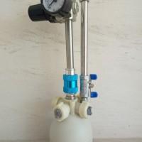 二流体增湿器 干雾气水混合加湿机  降尘降温工业增湿机