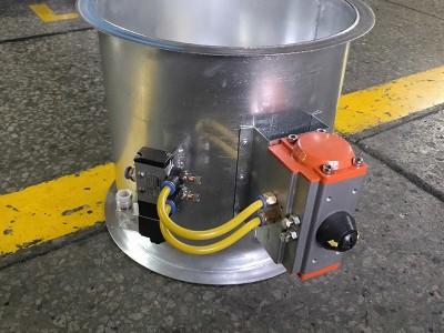 圆形风量调节阀 手动调节阀 厂家304不锈钢调节阀