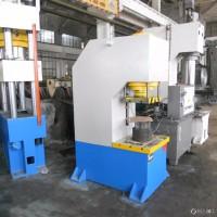 100吨游戏币压制机 YQ32单柱压力机 质优价廉 滕州锻压机床二厂