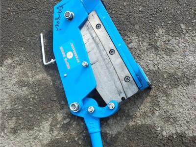 山东铁皮铡刀手动剪板机厂家铜铁铝皮剪板专用剪板机 250型 铁皮剪板机
