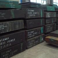 宝钢上钢五厂CR12MOV模具钢 圆钢棒 钢板材 高强度 高耐磨冷作优特钢CR12图片