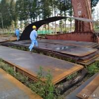大量供应65MN弹簧钢中板 一线钢厂质量上乘图片
