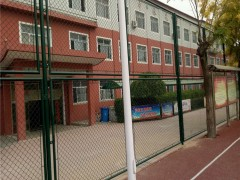 框架式篮球场护栏隔离网生产厂家