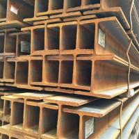 现货q355Q235B工字钢厂房钢结构搭建新国标工型钢梁图片