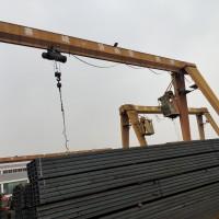 国标Q235B槽钢 轻型钢模板幕墙热轧唐钢Q235B槽钢图片
