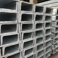 现货销售镀锌槽钢 加工国标槽钢 热轧Q235槽钢Q345槽钢图片