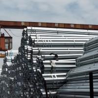 【衬塑钢管】现货镀锌DN50钢塑复合管 饮用水无缝衬塑钢管图片