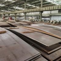 销售批发建筑耐候钢板 耐候板造景用 Q235NH耐候钢室外板图片