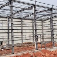 钢结构制作安装 6米厚型剪板 折弯 异形件 加工焊接