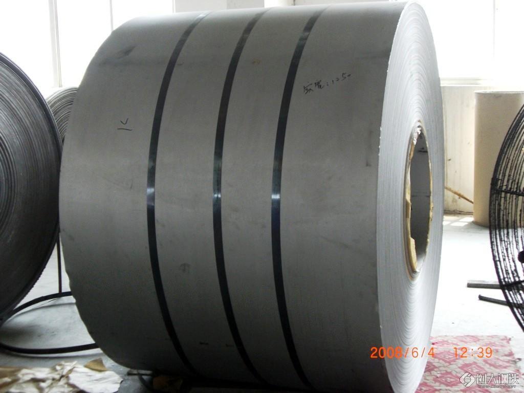 不锈钢热轧带