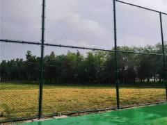 日子框足球场围挡护栏