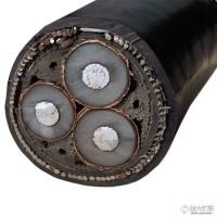 高压铝芯铠装电力电缆 YJLV22-10KV-3X120 电力电缆 电线电缆图片