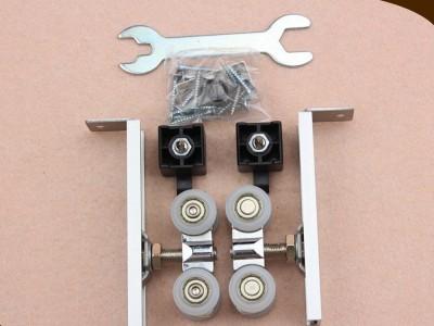 五金直销移门吊轮 玻璃吊轮 木门吊轮 435-23四轮吊轮