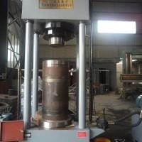 全新315吨两梁四柱液压机 实现多种控制方式稳定可靠 锻压机床图片