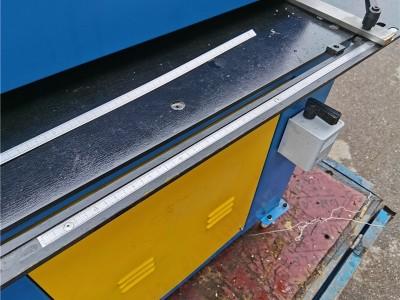 牛头剪板机 辘剪压筋机 小型电动剪板机   山东锐威电动牛头剪板机