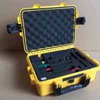 三军行M2100 安全防护箱仪器箱防水防震箱 三防箱 塑料包装箱移动照明箱