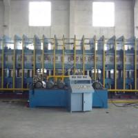 芬云2.2m  x16.6m  x2平板硫化机