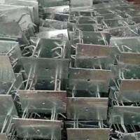 【隆吉】 江西预埋件钢板预埋件批发 镀锌预埋件 预埋板系列图片