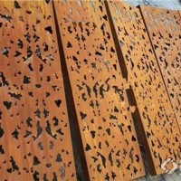 Q550NH耐候钢板弹簧钢板质量保障图片