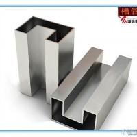 不锈钢槽管、不锈钢异形槽管、不锈钢矩管、不锈钢矩形单槽管 不锈钢双槽