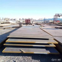 Q355GNH钢板_焊接耐候板_塔架钢结构用_建筑耐候钢板图片