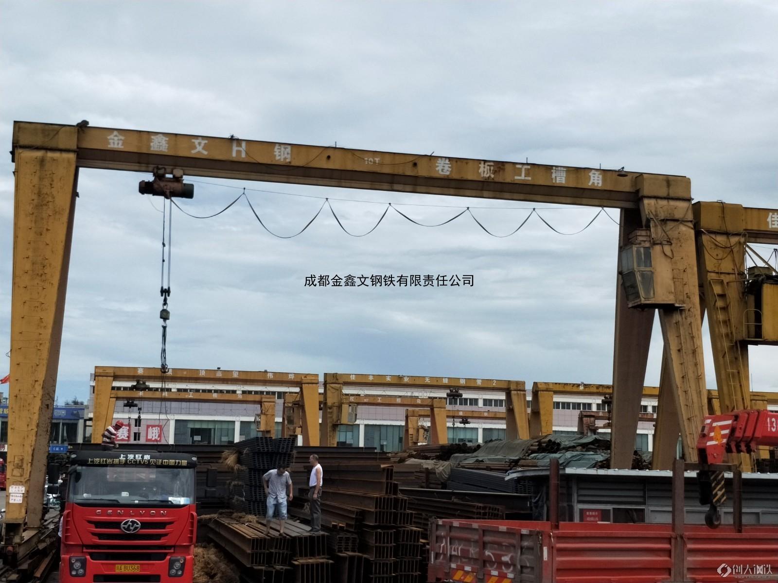 成都现货 重庆现货 Q235工字钢 桥梁工字钢 焊接工字钢